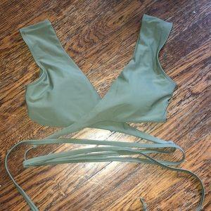 Hollister Bikini top